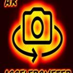 AR Camera ACCELEROMETER: Augmented Reality