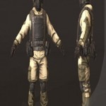 Russian Soldier Camo Pack