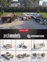 Evermotion Archmodels vol 220