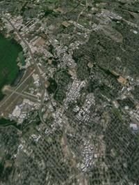 Turbosquid Louisiana Map 3d model