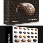 CGAxis PBR Textures Collection Volume 20 Parquets