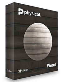 CGAxis Wood PBR Textures Collection Volume 18