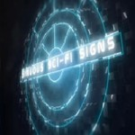Sinuous Sci Fi Signs