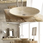 Furniture with the decor for bathrooms