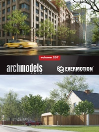 Evermotion Archmodels vol 207