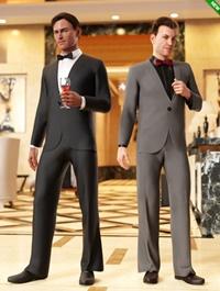 dForce Monte Carlo Suit Textures