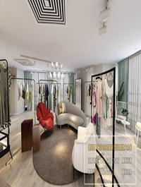 360 Interior Design 2019 Clothing Store I84