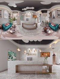 360 Interior Design 2019 Beauty Salon P03