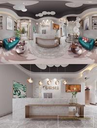 360 Interior Design 2019 Beauty Salon P03