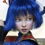 Mee HD for Genesis 8 Female
