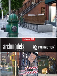 EVERMOTION Archmodels vol. 211