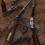 Old West Firearms Vol 1
