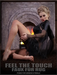 Feel the Touch Faux Fur Rug for G8F