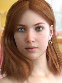 Adele for Genesis 3 Female
