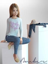 Amber Bundle for Genesis 3 Female(s)