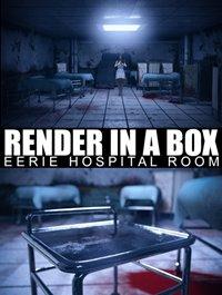 Render In A Box Eerie Hospital Room