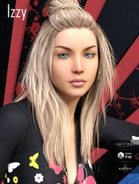 Izzy for Genesis 8 Female