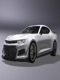 Unlock muscle car #01 SI 2018