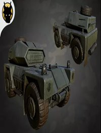 Realistic Military Vehicles: Scout