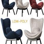 Calligaris Lazy Armchair