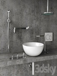 Faucets and accessories Bagno Design