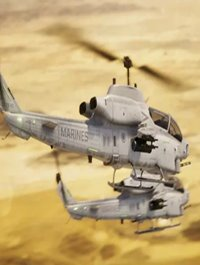 PBR Helicopter AH1W SuperCobra