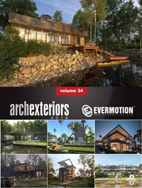 Evermotion Archexteriors vol 34