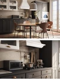 Interior Kitchen Scene by NicNguyen