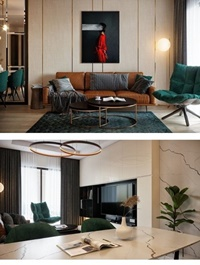 Interior Apartment Scene By DoHuyBinh