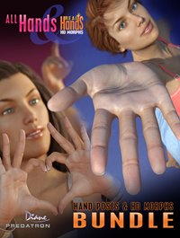 All Hands and Real Hands HD Bundle