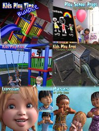 Kids Play Time Bundle