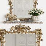 Mirror Chelini Art 1201