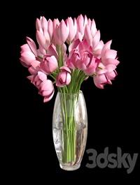 Lotus vase 4