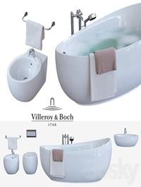 Set of plumbing Villeroy & Boch Aveo