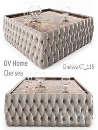 Coffee table DV Home Chelsea Chelsea CT 115