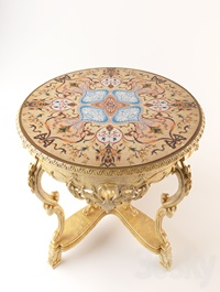 Table MERCURY Carlo Asnaghi Elegance