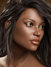 Nicole for Genesis 3 and 8 Female(s)