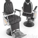 Armchair for hairdresser