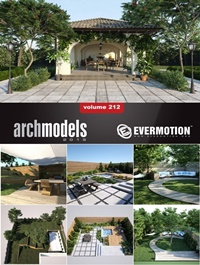 EVERMOTION Archmodels vol. 212