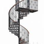 Stairs winding