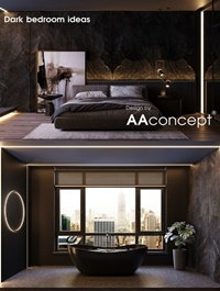 Bedroom Interior Scene By AAconcept