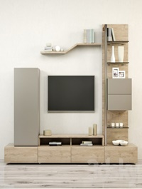 Furniture for TV Multimedia GAUTIER COLLECTION ADULIS
