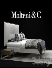 Molteni Sweetdreams bed