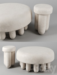 Orsetto tables by Kolkhoze