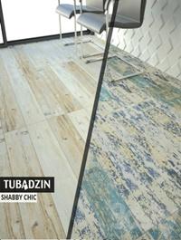 TUBADZIN SHABBY CHIC