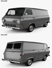 Dodge Charger Daytona Hemi 1969 3D model
