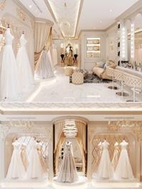 Interior Wedding Studio Scene By DuongBui