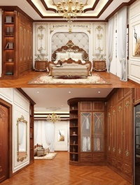 Bedroom Secne By TaLinh