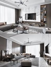 Livingroom Scene 396 By Trung Vu