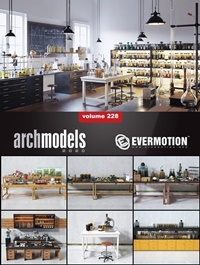 EVERMOTION Archmodels vol 228